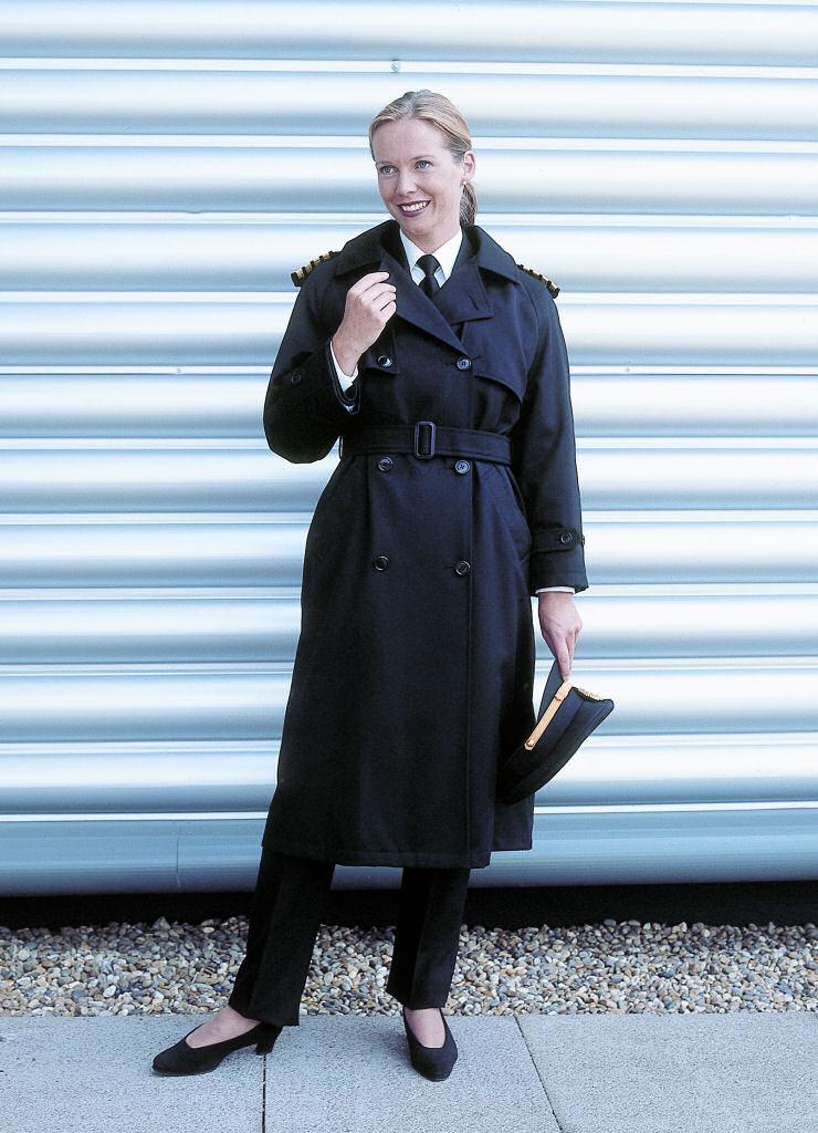 Raincoat pilots Trenchcoat